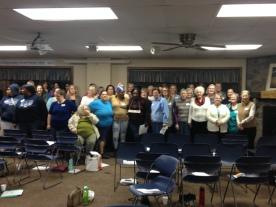 Oakdale Park CRC Women's Retreat in Grand Rapids, MI